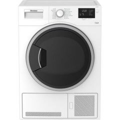 Blomberg LTK28021W 8kg Condenser Tumble Dryer - White - B Rated