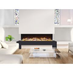 Celsi 3-Sided Electriflame Vr 1400 Inset Electric Fire