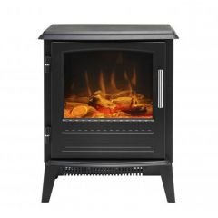 Dimplex BAR20 Bari Optiflame Stove In Black