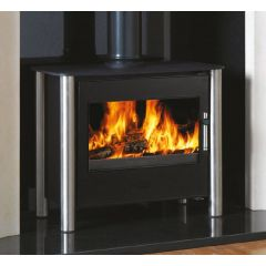 Esse 125 5kW Stove With stainless steel pillars