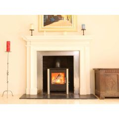 Esse 525 5kW Stove With stainless steel pillars