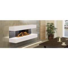 Evonic Fires Compton 2 Wall Hung Electric Fire