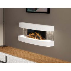 Evonic Fires Empire 2 Wall Hung Electric Fire