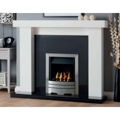 The Kensington 54 Inch MDF Surround Pastel Finish