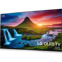 LG OLED55E9PLA 55` OLED TV- SMART - webOs - Freeview HD - Freesat HD - INFINITE - Black - A Rated