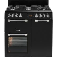 Leisure CK90F232 90Cm Cookmaster Dual Fuel Range Cooker
