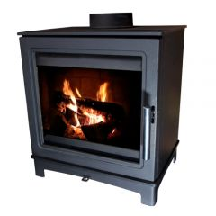 The Lakes -  Loughrigg Wood Stove - 4.9 Kw - Ecodesign