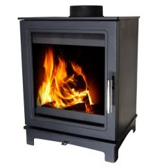 The Lakes - Skiddaw 5Kw - Portrait - Ecodesign Wood Burning Stove
