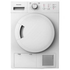 Montpellier MCS8CW 8kg Condenser Tumble Dryer - White - B Energy Rated