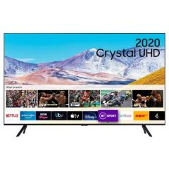 Samsung UE55TU8000KXXU 55` 4K UHD Smart TV - A Energy Rated
