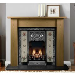 The Lincoln 54 Inch Pine Surround