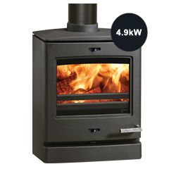 Ex-Display Yeoman Cl5 Wood + Multi-Fuel Stove